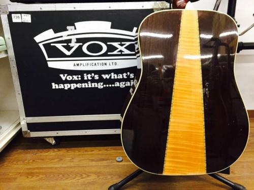 MORRISのアコースティックギター