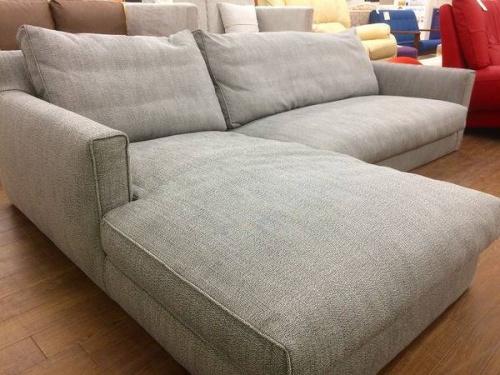 家具・インテリアのカウチソファー