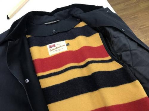 稲城若葉台店メンズセレクトのステンカラーコート