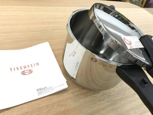 圧力鍋のMARKE TISCHFEIN