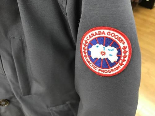 ジャケットのカナダグース(CANADA GOOSE)