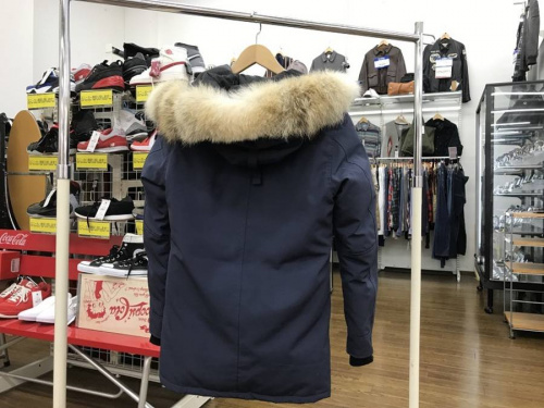 ダウンジャケットの稲城若葉台店メンズセレクト