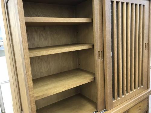 カップボード・食器棚の旭川家具