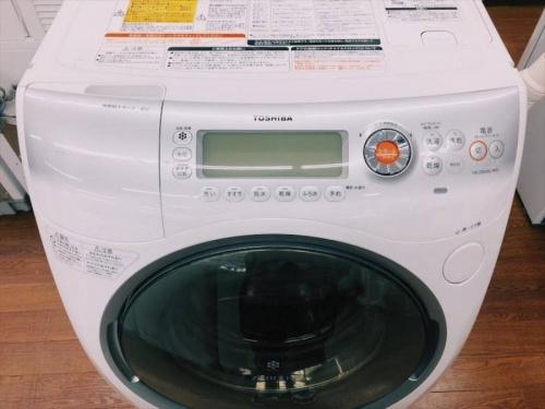 ドラム式洗濯機の稲城