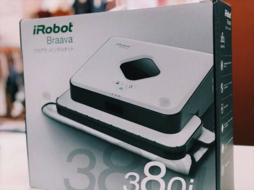 ルンバのiRobot