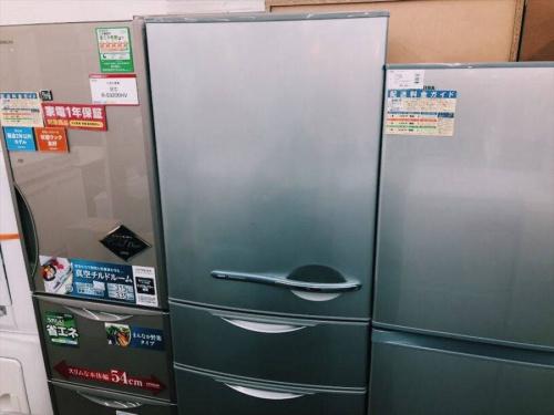 中古大型冷蔵庫の中古冷蔵庫
