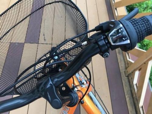 自転車の多摩 自転車 未使用