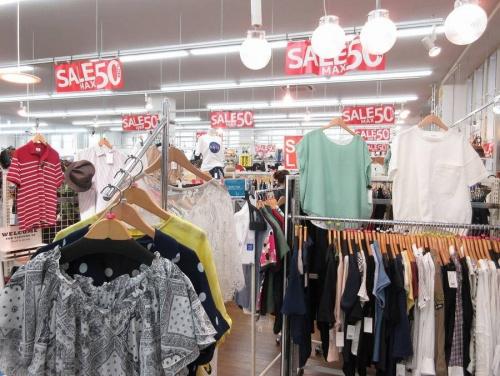 SALE アパレルの多摩 セール 衣類