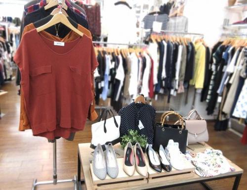 レディースファッションの多摩 古着 買取