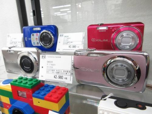 デジタル カメラ 中古