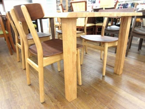 ダイニングテーブルセット アウトレットの多摩 中古家具 買取