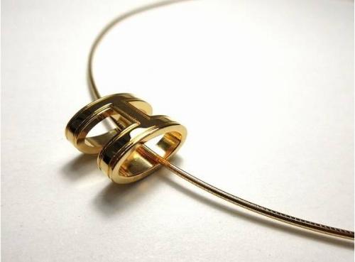 ネックレスのHネックレス 中古