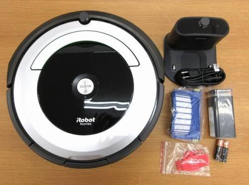 ロボットクリーナーのiRobot 買取