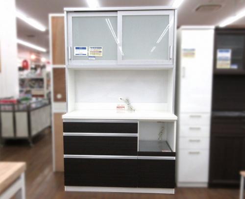 カップボード・食器棚のKEYUCA 中古 レンジボード