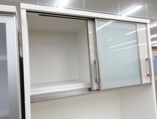 カップボード・食器棚のニトリ カップボード 中古