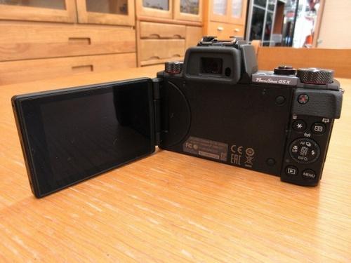 中古 コンパクトデジタルカメラ 買取のCANON Power Shot G5 中古