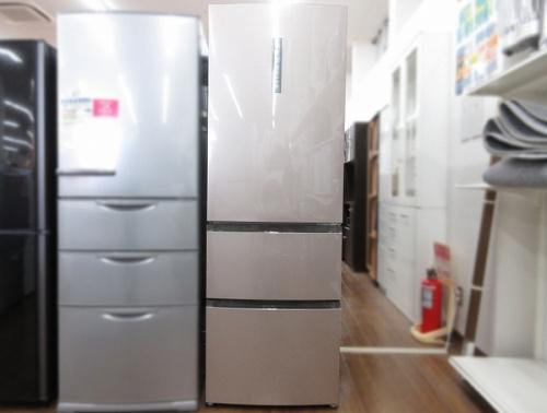 冷蔵庫の中古 3ドア冷蔵庫
