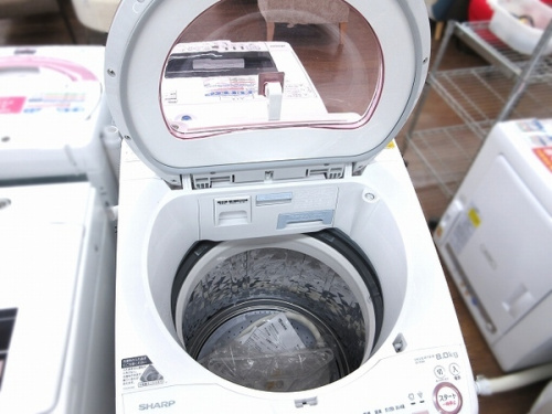 中古 縦型洗濯乾燥機 買取のSHARP シャープ 買取