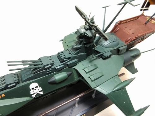 中古 フィギュア 買取の超合金魂  宇宙海賊戦艦アルカディア号