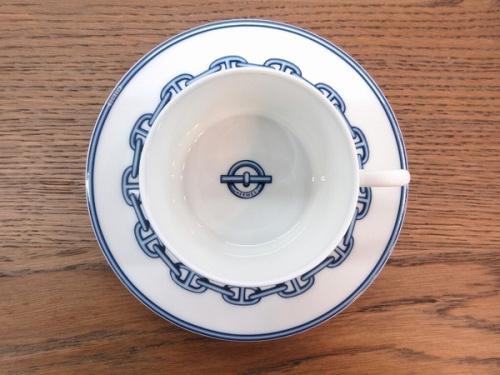 モーニングカップ&ソーサーのHERMES エルメス 食器 買取