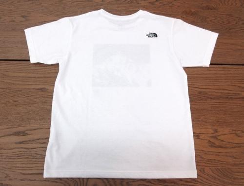 会場限定発売TシャツのTHE NORTH FACE
