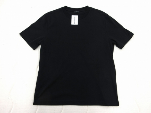 Tシャツ レディース メンズのバックロゴTシャツ