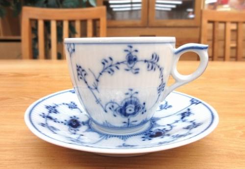 コーヒーカップ&ソーサーの中古 ROYAL COPENHAGEN 買取