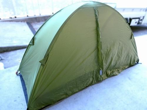 テントのトレックライズ0 中古 買取