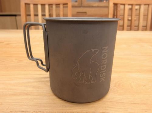 チタン 食器 マグカップ 中古 買取の多摩 アウトドア用品 買取
