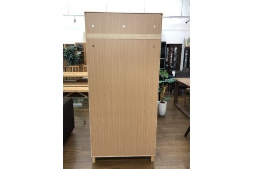 本棚の組み合わせて使える木製収納