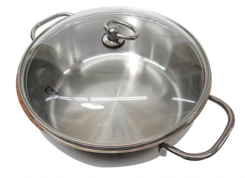鍋のキャセロール