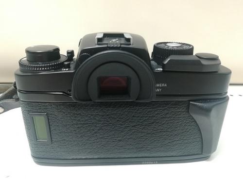 レンズのフィルムカメラ