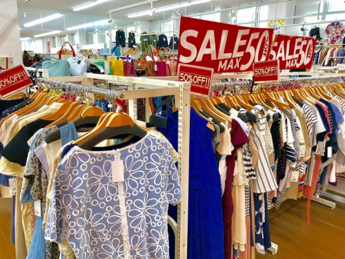 レディースファッションのSALE 古着 セール カットソー