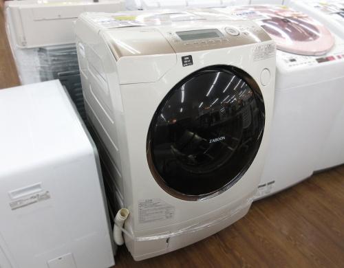 洗濯乾燥機の中古 ドラム式洗濯機 買取