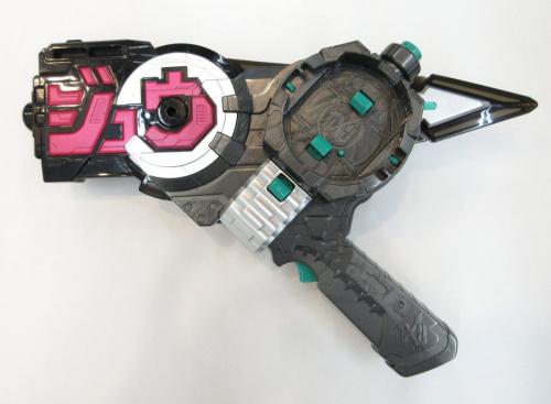 字換銃剣DXジカンギレードの仮面ライダージオウ