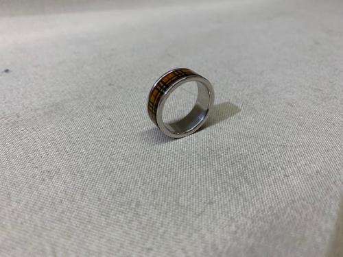 指輪のBurberry's