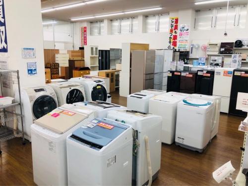 多摩 中古 洗濯機