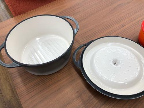 洋食器 買取の鍋 オーバル