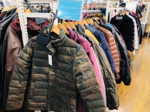 レディースファッションのダウンコート ダウンジャケット 買取