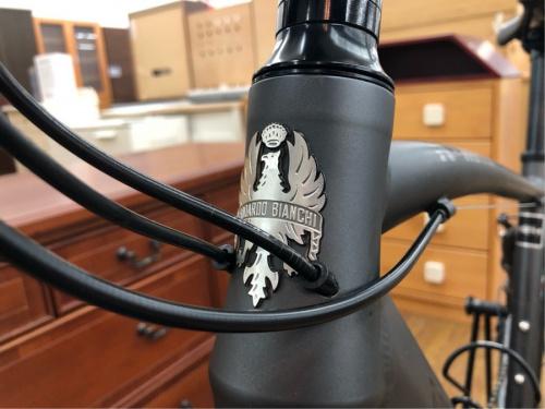 中古 ビアンキの多摩 中古自転車