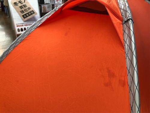 マウンテンハードウェアの多摩 キャンプ