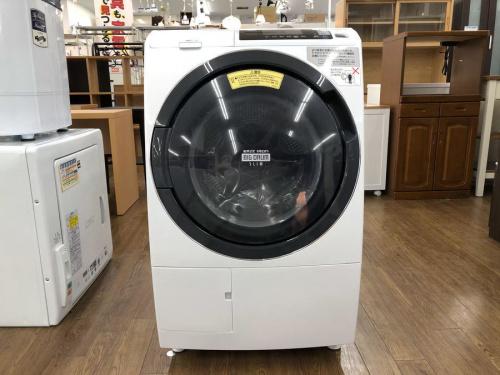 家電の洗濯機