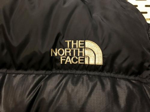 THE NORTH FACEのヌプシジャケット