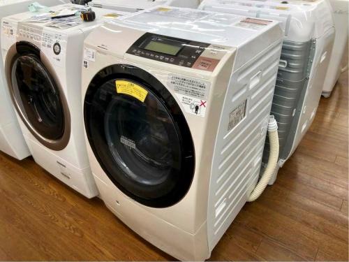ドラム式洗濯乾燥機のHITACHI 中古