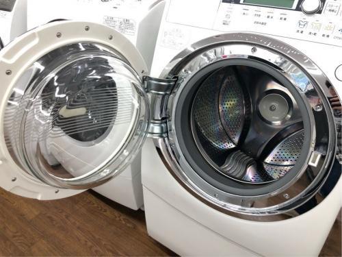 中古 ドラム式洗濯機の中古 AQUA