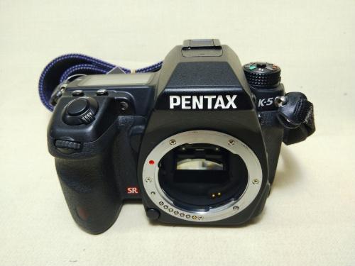 一眼レフカメラのペンタックス