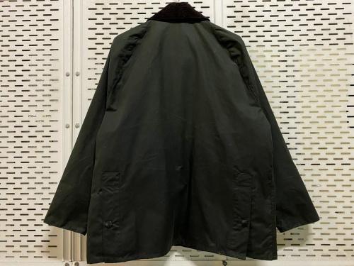 オイルドジャケット