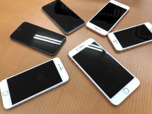 iphone 買取の多摩 中古スマホ