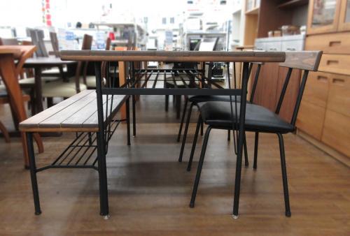 ベンチ チェア テーブルの東馬 ケルトシリーズ