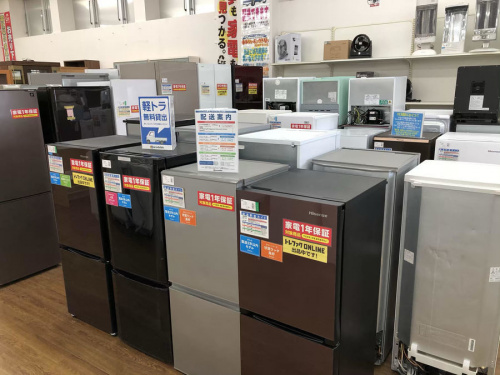 冷蔵庫 洗濯機 冷蔵庫の中古 冷蔵庫 買取